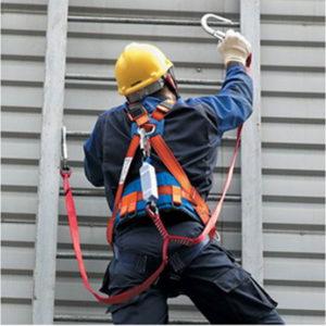 Обеспечение безопасного доступа до рабочего места на высоте